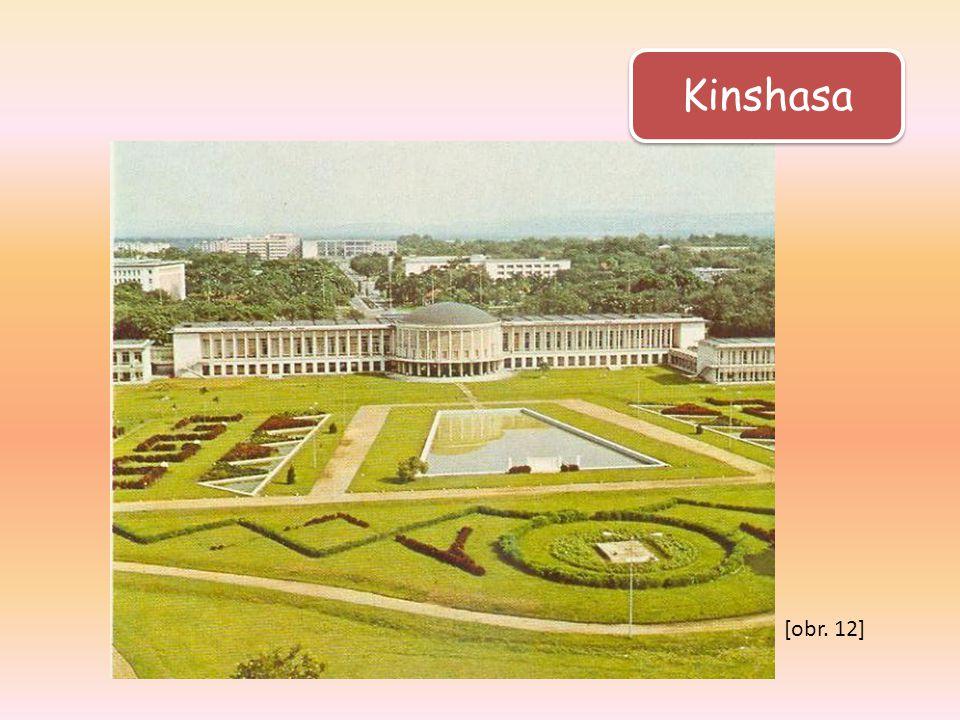 Kinshasa [obr. 12]